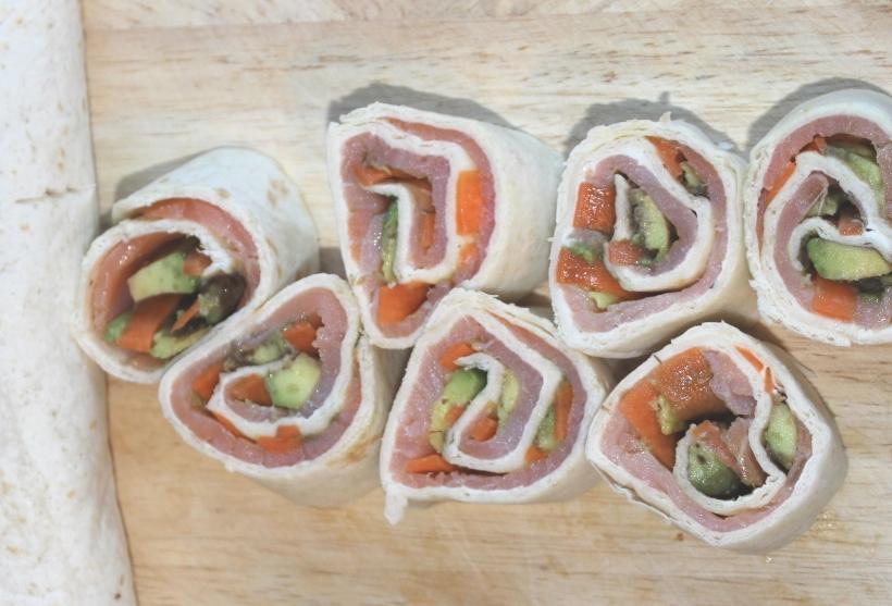 Cut your rolls