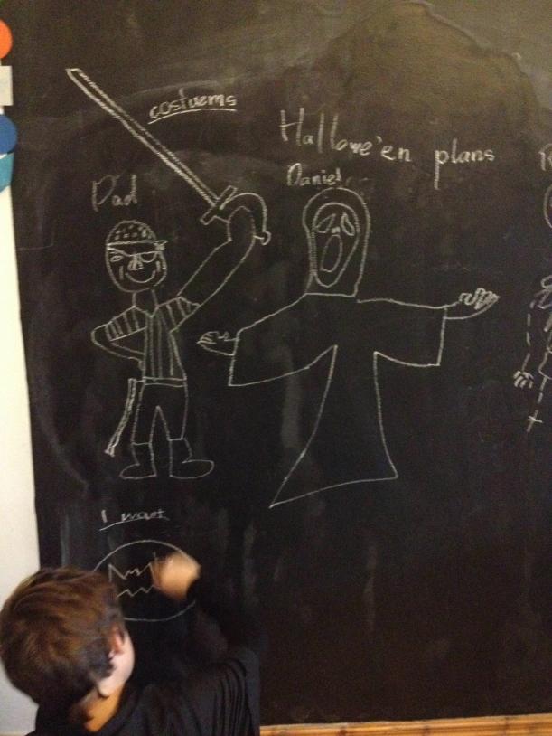 Halloween plans - OrganisingChaosBlog