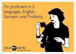 ~I am fluent