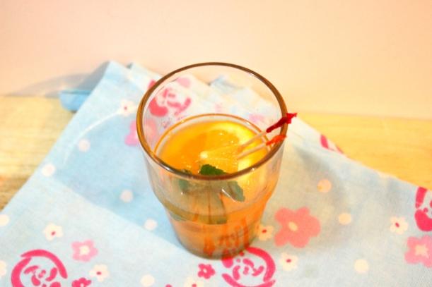 Clementine Mojito recipe