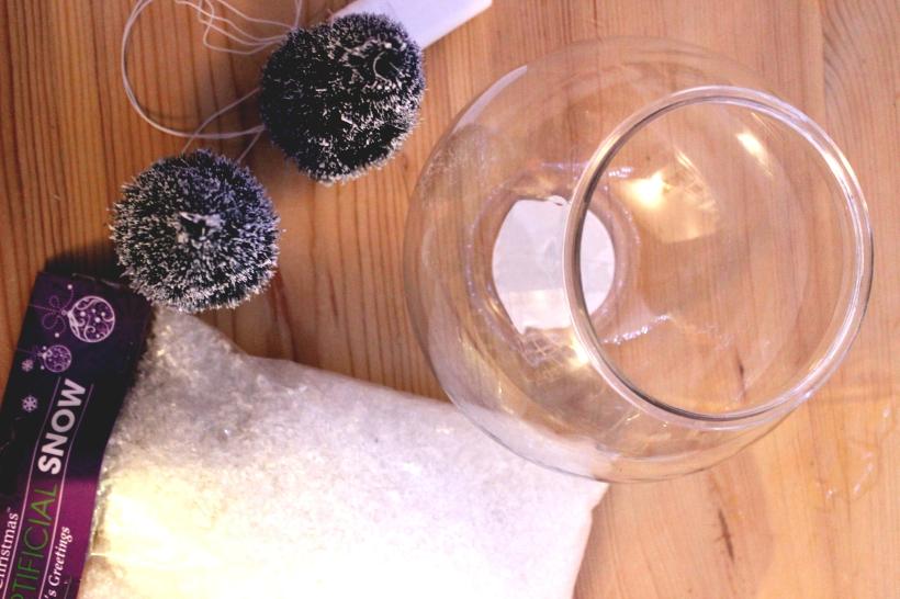 How to make a Christmas bowl