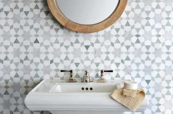 Amazing bathroom tiles