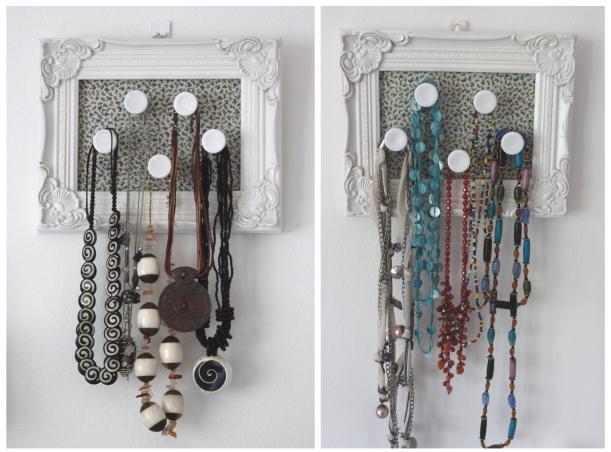 Organising jewellery - 1