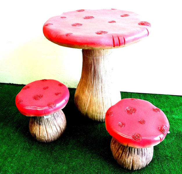 Weekly inspiration - toadstool chair