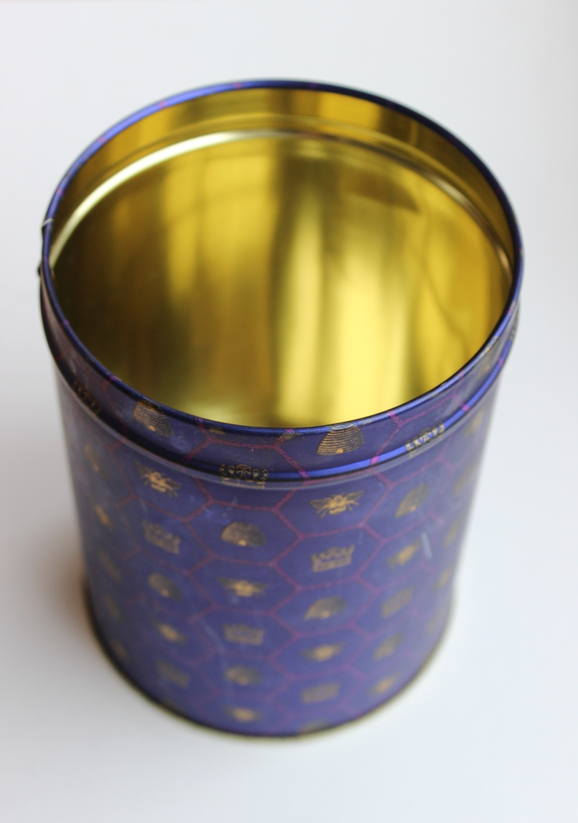 OrganisingChaosBlog - An average tin