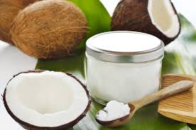 OrganisingChaosBlog - 20 uses for Coconut Oil