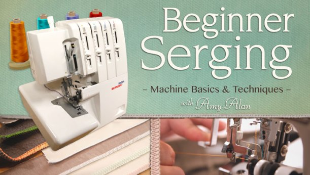 Weekly Inspiration - Craftsy Sewing Courses