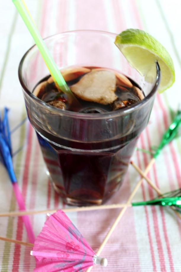Cuba Libre Cocktail : OrganisingChaosBlog