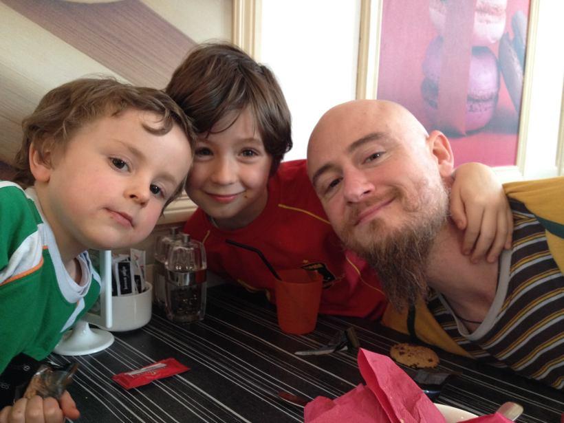 My three boys