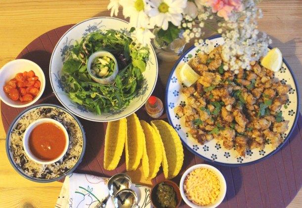 OCB - Fish Tacos Feast