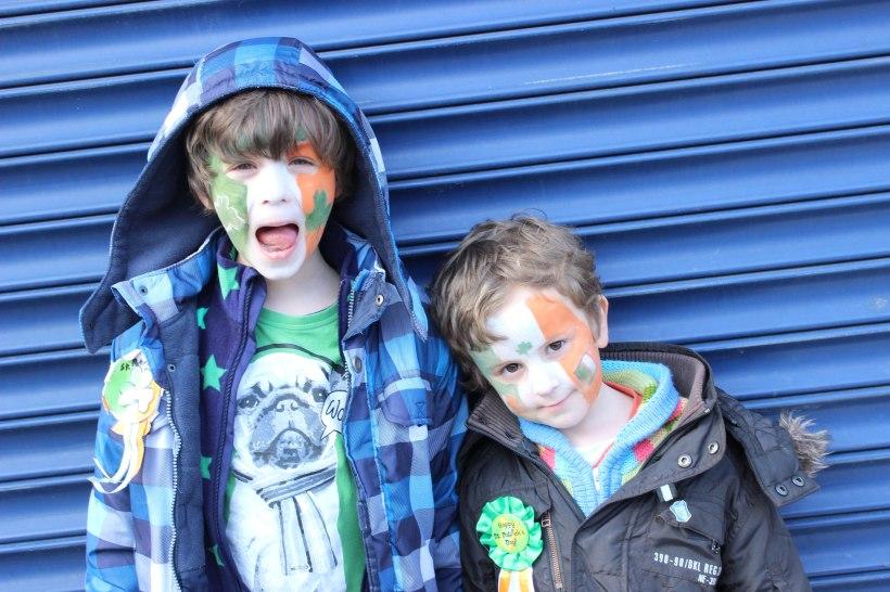 OCB - St Patrick's Day