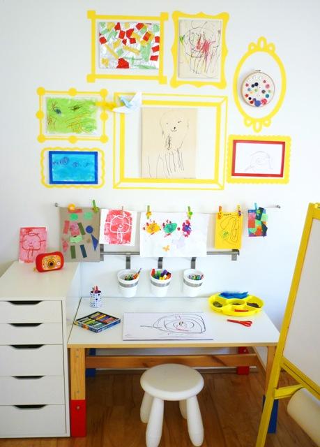 Weekly Inspiration - Art corner
