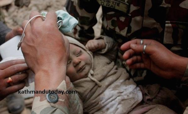 Weekly Inspiration - Baby in Nepal