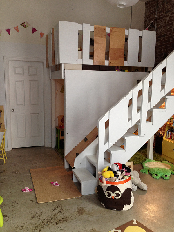 Weekly Inspiration - Playrooms
