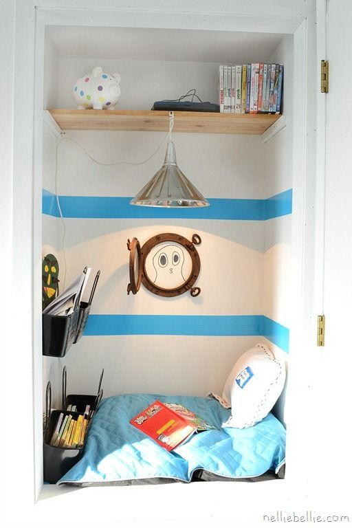 Weekly Inspiration - Reading corner