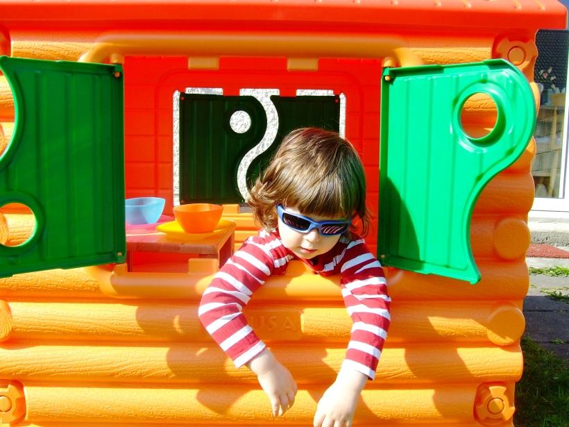 OCB - Up-cycling a play house
