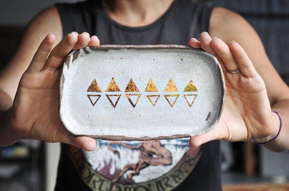 Etsy - Jewellery Plate