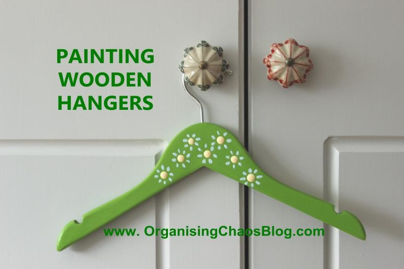 OCB - Painting Wooden Hangers