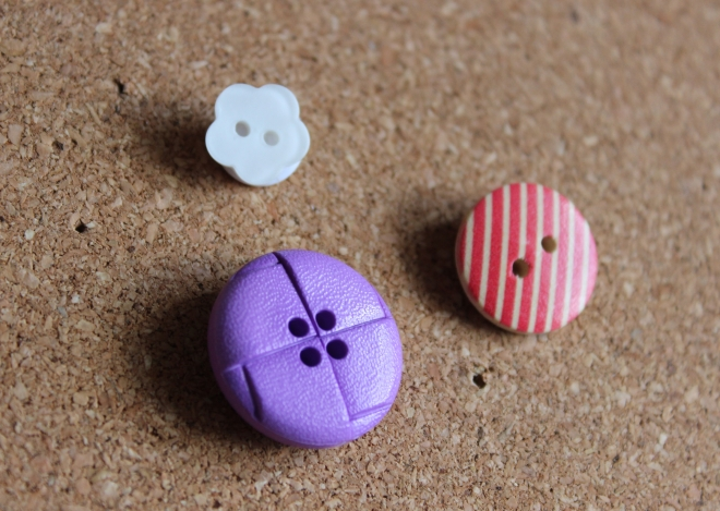 Organising Chaos - Get organized with buttons