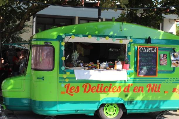 Lazy days - food trucks